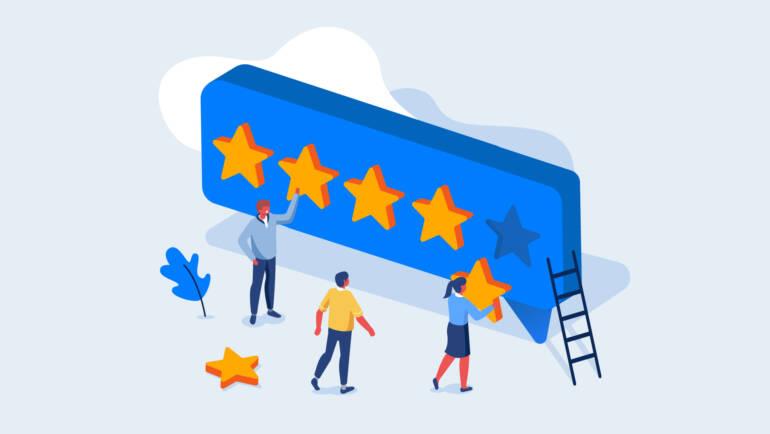 Jak zwalczać plagę pozytywnych recenzji w sieci